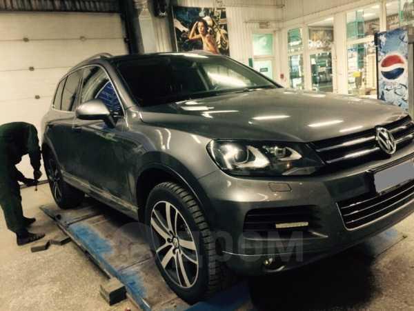 Volkswagen Touareg, 2011 год, 1 450 000 руб.