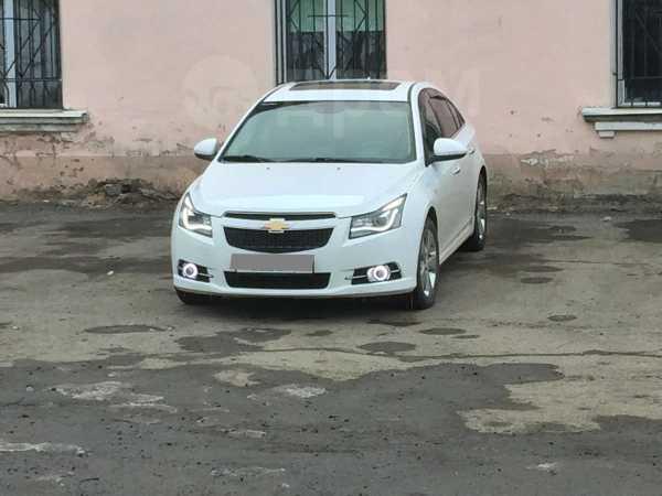 Chevrolet Cruze, 2011 год, 700 000 руб.