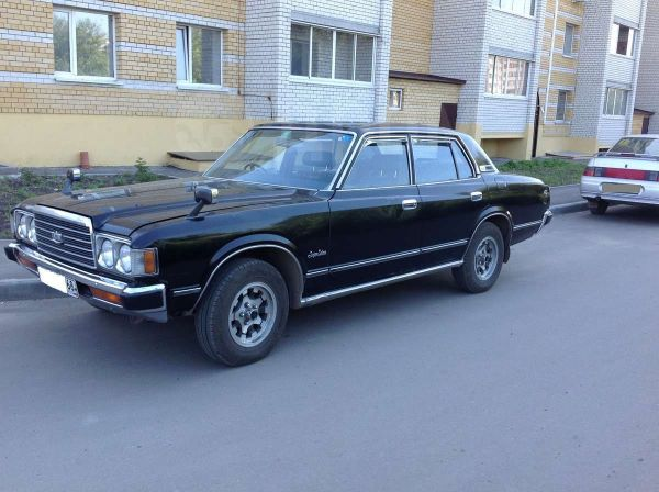 Toyota Crown, 1979 год, 450 000 руб.