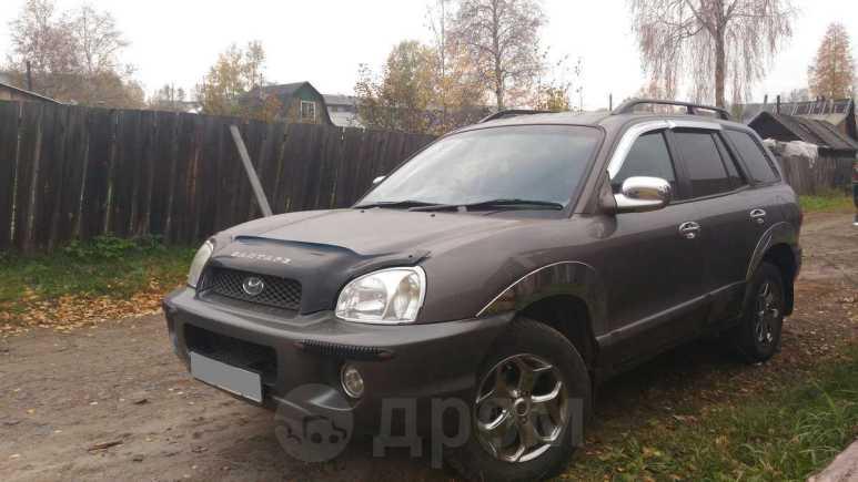 Hyundai Santa Fe, 2004 год, 320 000 руб.