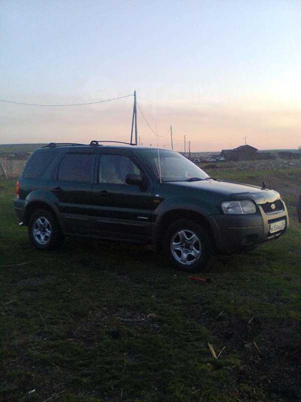 Ford Escape, 2002 год, 350 000 руб.