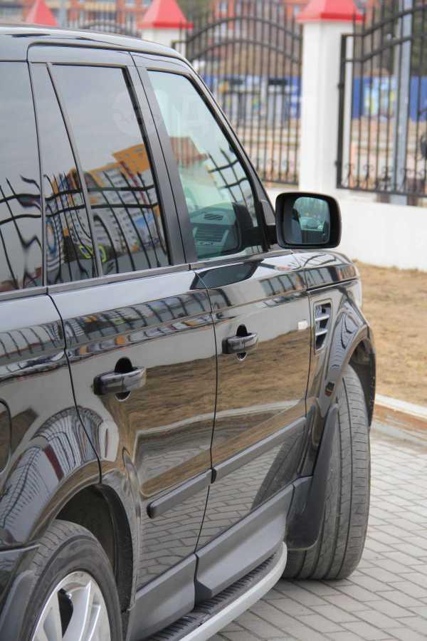 Land Rover Range Rover Sport, 2008 год, 825 000 руб.