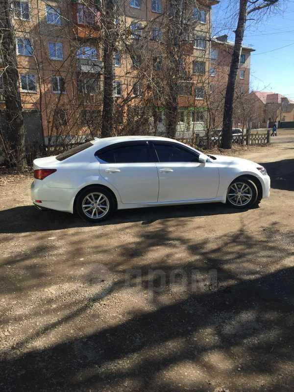 Lexus GS350, 2012 год, 2 000 000 руб.