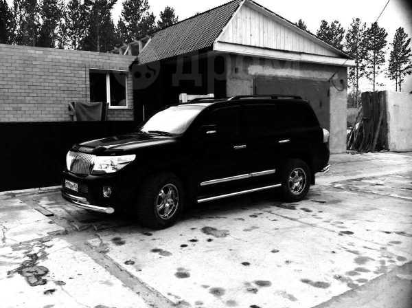 Toyota Land Cruiser, 2012 год, 2 835 000 руб.