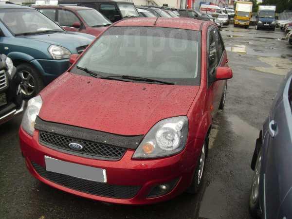 Ford Fiesta, 2007 год, 253 000 руб.