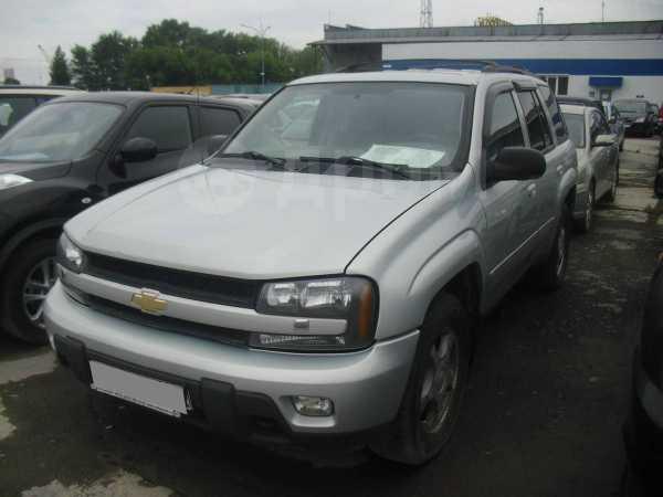 Chevrolet TrailBlazer, 2008 год, 540 000 руб.