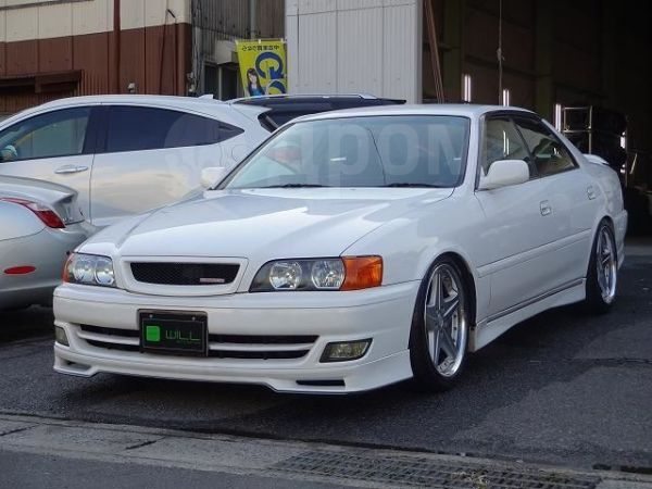 Toyota Chaser, 2000 год, 349 000 руб.