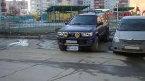 Новосибирск Terrano 1997