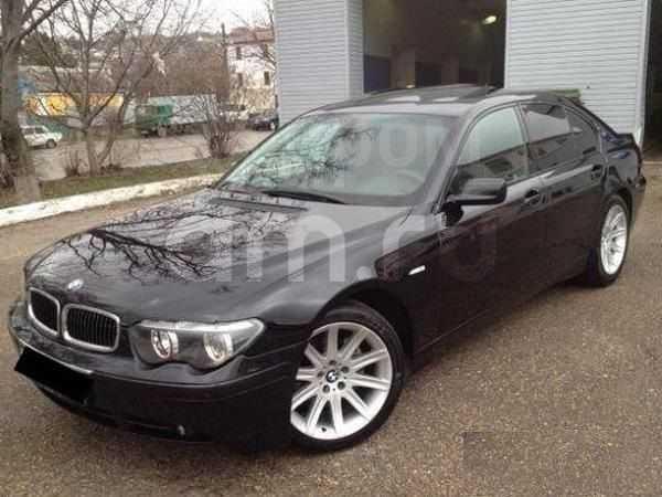 BMW 7-Series, 2004 год, 390 000 руб.