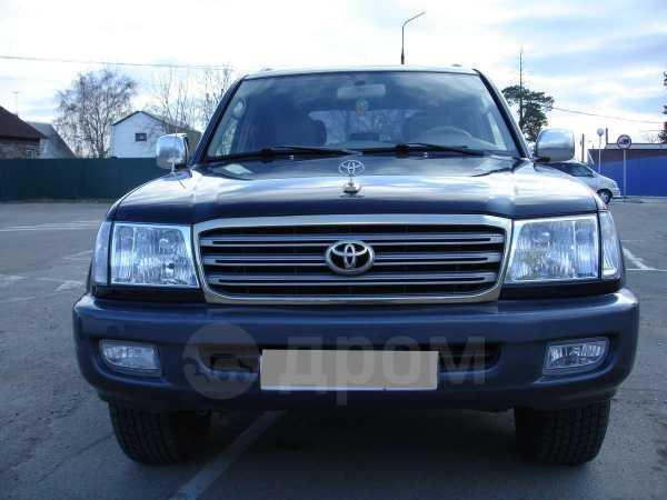 Toyota Land Cruiser, 2004 год, 1 195 000 руб.