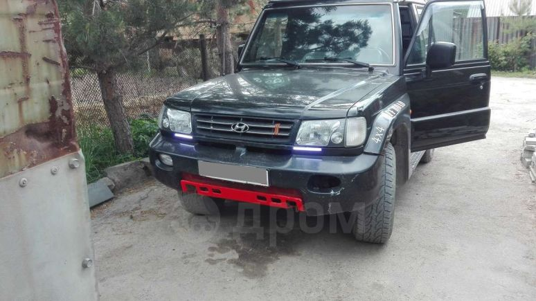 Hyundai Galloper, 2003 год, 370 000 руб.