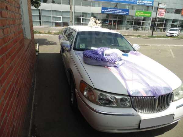 Lincoln Town Car, 1999 год, 250 000 руб.
