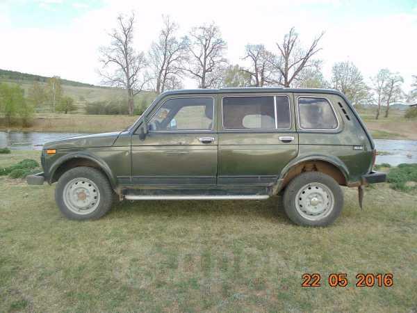Лада 4x4 2131 Нива, 2004 год, 200 000 руб.