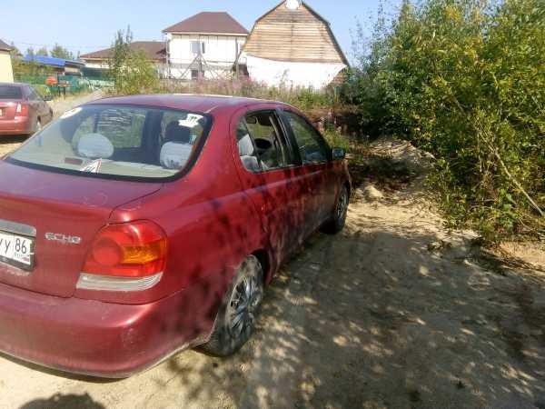 Toyota Echo, 2003 год, 200 000 руб.