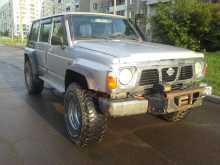Иркутск Patrol 1989