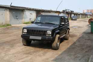 Сургут Cherokee 1992