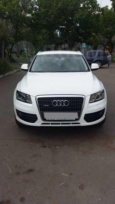 Audi Q5, 2012 год, 1 350 000 руб.