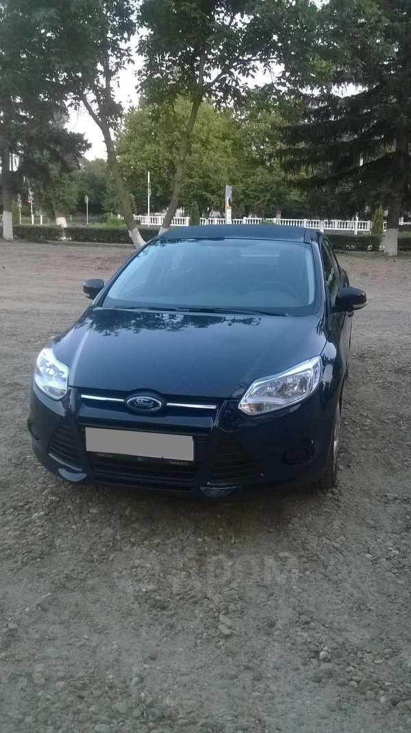 Ford Focus, 2013 год, 517 000 руб.