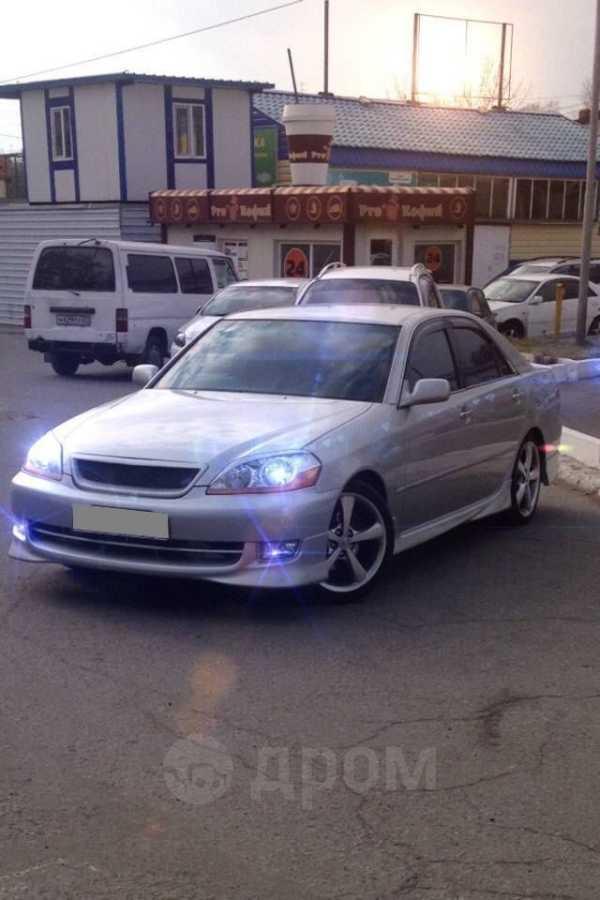 Toyota Mark II, 2001 год, 800 000 руб.