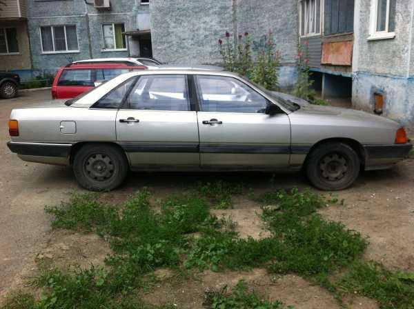 Audi 100, 1983 год, 30 000 руб.
