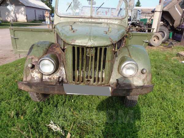 ГАЗ 69, 1960 год, 37 000 руб.