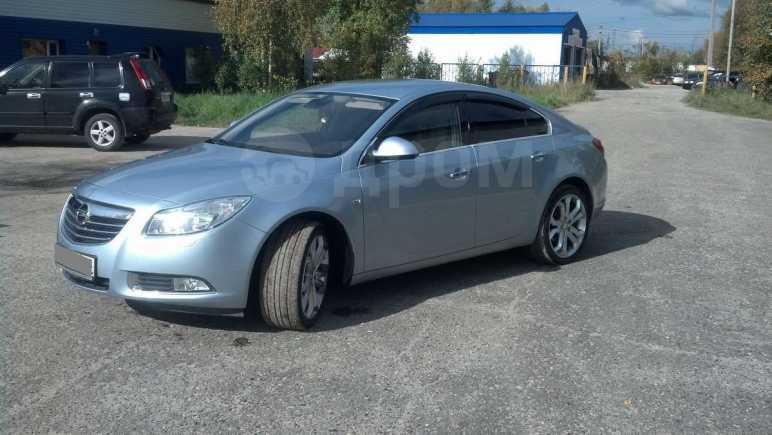 Opel Insignia, 2012 год, 729 999 руб.