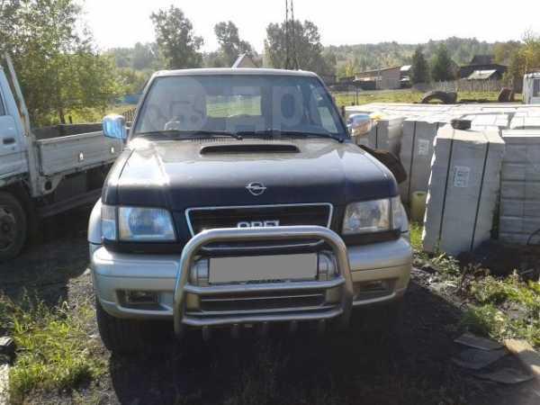 Opel Monterey, 1998 год, 400 000 руб.