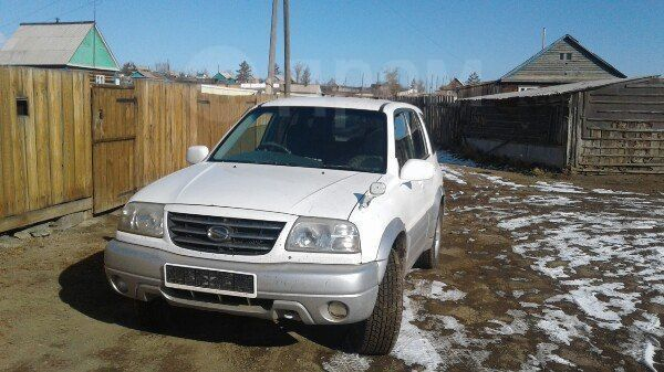 Suzuki Escudo, 2000 год, 200 000 руб.