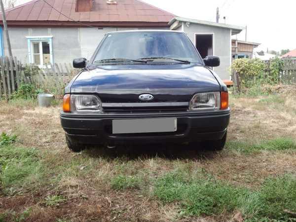 Ford Escort, 1988 год, 67 000 руб.