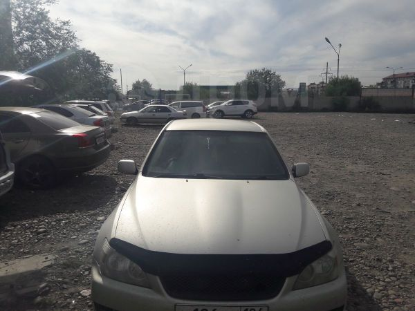 Toyota Altezza, 2001 год, 360 000 руб.