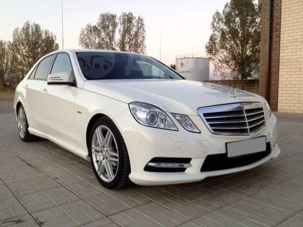 Mercedes-Benz E-Class, 2012 год, 1 245 000 руб.
