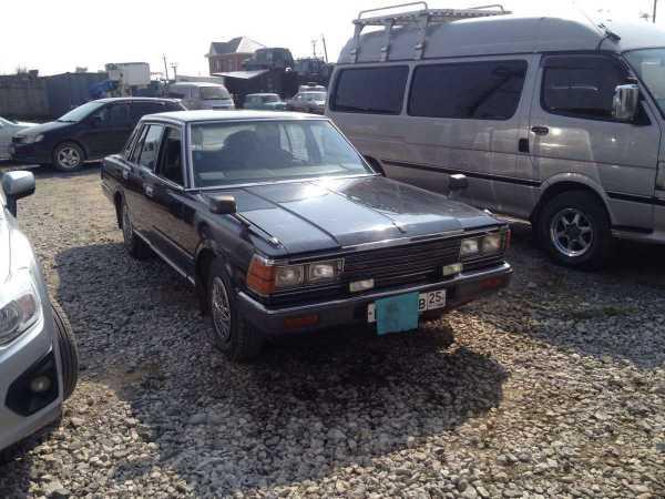 Nissan Gloria, 1982 год, 195 000 руб.