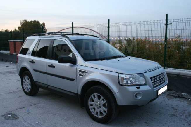 Land Rover Freelander, 2008 год, 750 000 руб.