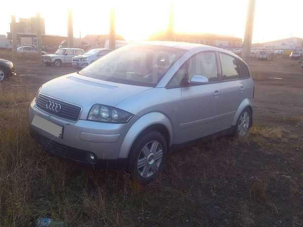 Audi A2, 2001 год, 270 000 руб.