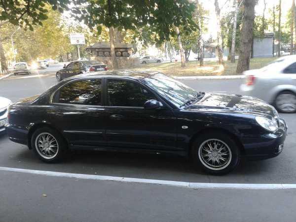 Hyundai Sonata, 2011 год, 415 000 руб.