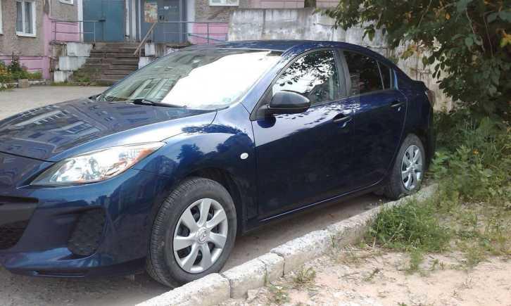 Mazda Mazda3, 2012 год, 510 000 руб.