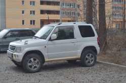 Новосибирск Pajero Mini 2001