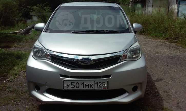 Subaru Trezia, 2012 год, 455 000 руб.