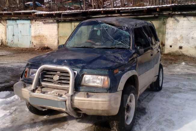 Suzuki Escudo, 1995 год, 100 000 руб.