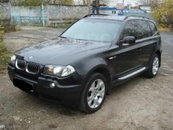 BMW X3, 2004 год, 570 000 руб.