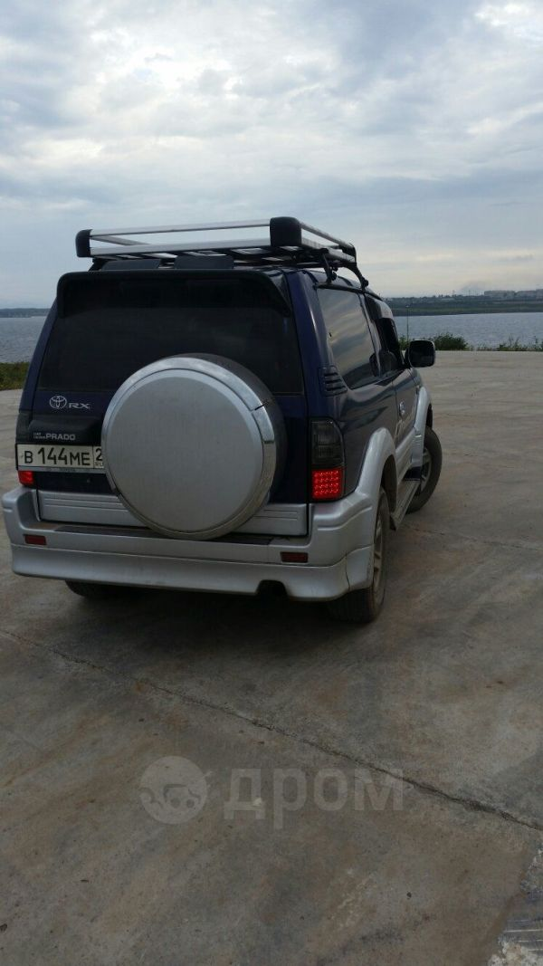 Toyota Land Cruiser Prado, 1997 год, 650 000 руб.