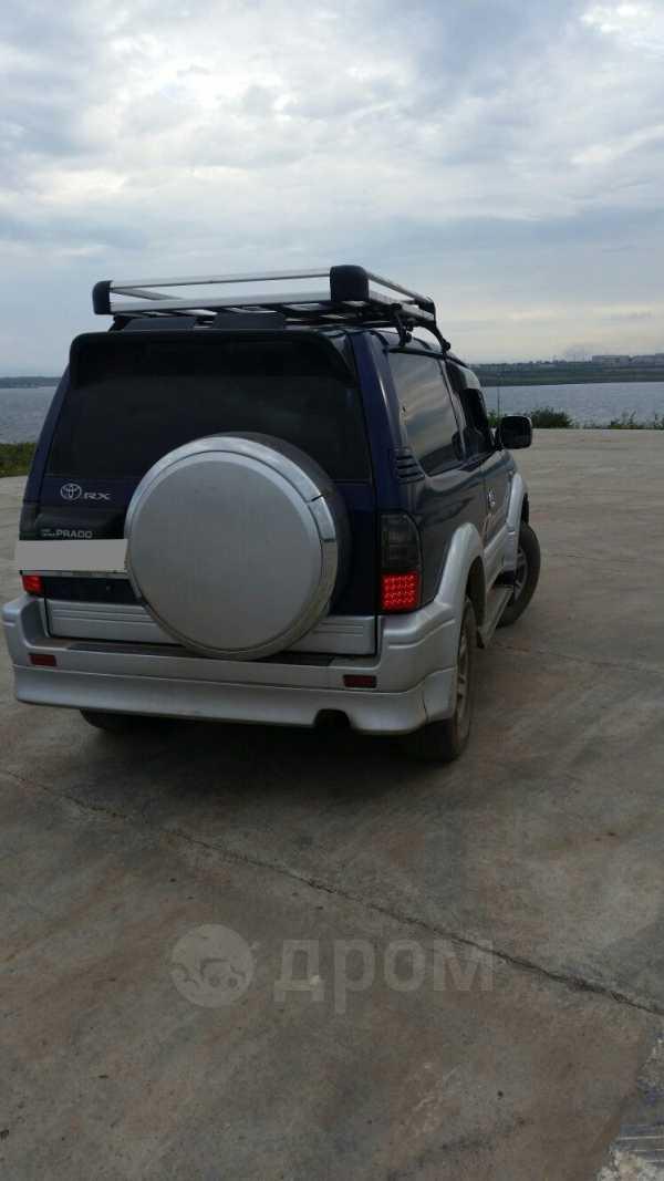 Toyota Land Cruiser Prado, 1996 год, 650 000 руб.