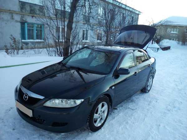 Mazda Mazda6, 2005 год, 299 999 руб.