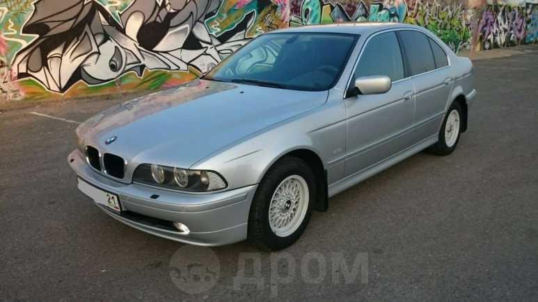 BMW 5-Series, 2003 год, 650 000 руб.