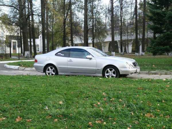 Mercedes-Benz CLK-Class, 2001 год, 260 000 руб.