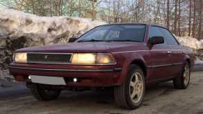 Toyota Carina ED 1985 г.