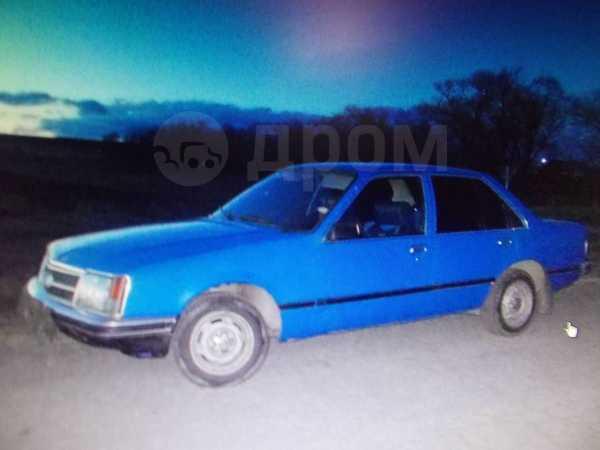 Opel Rekord, 1984 год, 60 000 руб.