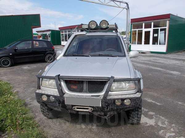 Suzuki Grand Vitara, 2002 год, 500 000 руб.