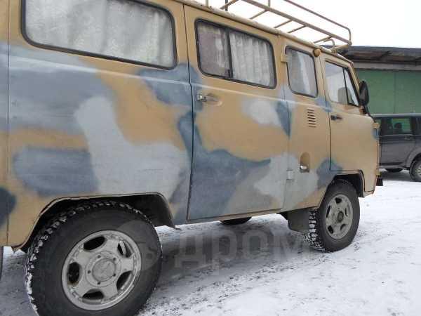 УАЗ Буханка, 1994 год, 285 000 руб.