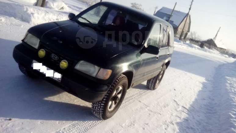 Kia Sportage, 1995 год, 190 000 руб.